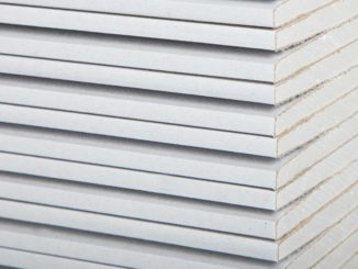 How Drywall is Made - Making, Machine, Raw Materials