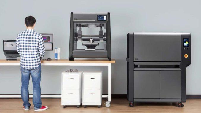 3D Desktop metal