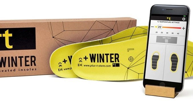 Winter+ Smart Heated Insoles