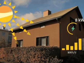 Solar Paint Produces Energy
