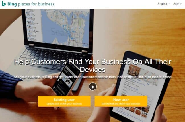 How To Add Your Business To Bing Places